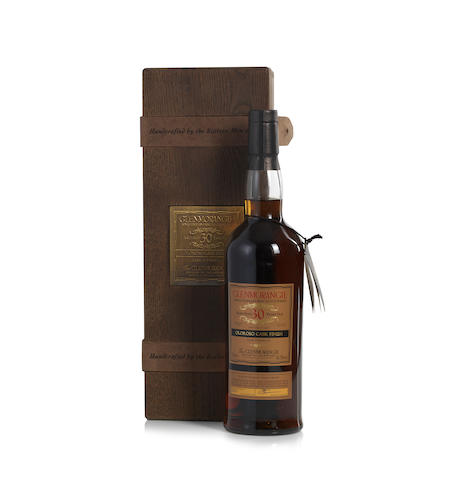 Glenmorangie-30 year old