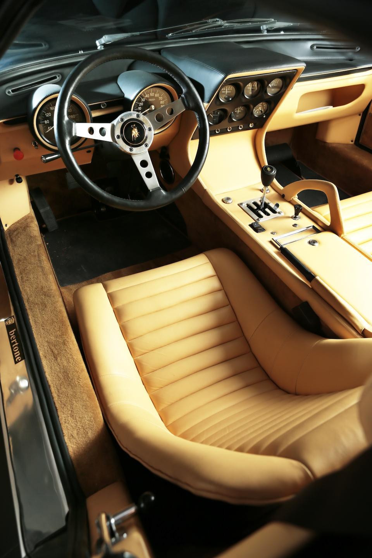 Factory restored under the supervision of Valentino Balboni,1968 Lamborghini Miura P400 Coupé  Chassis no. 3739 Engine no. 2502