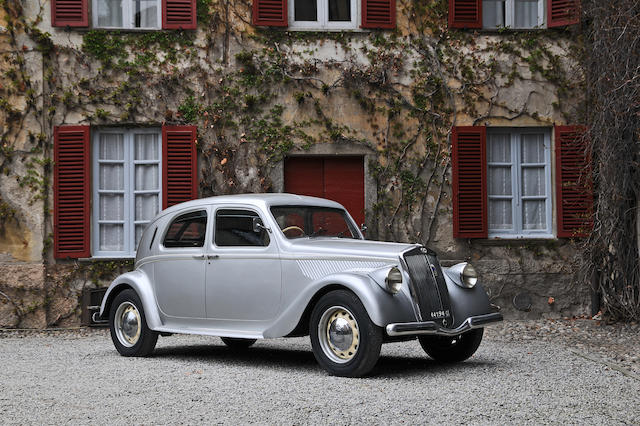 1949   Lancia  Aprilia 2nd Series  Chassis no. 43827271