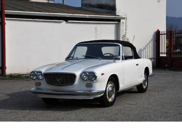1968 Lancia Flavia convertible  Chassis no. 8153342051 Engine no. 5161