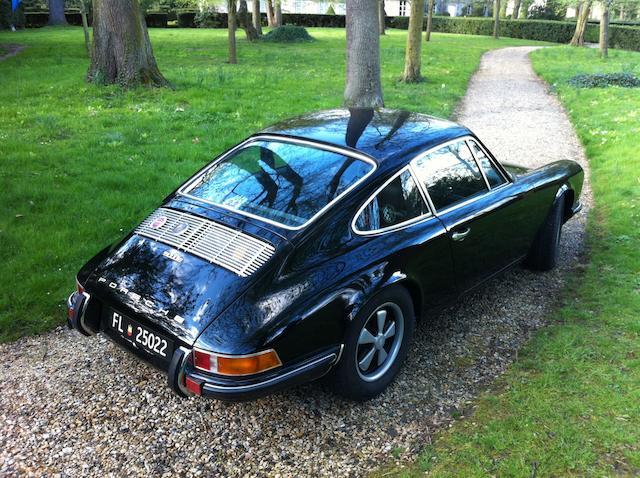 1970 Porsche  2.2E  Chassis no. 9110200374