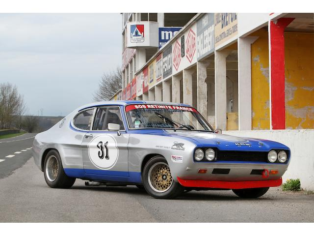 1972 Ford Capri RS 2600 Group 2