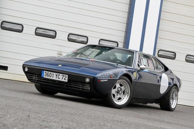 1978 Ferrari 308 GT4 Competition Coupe  Chassis no. F106AL13650
