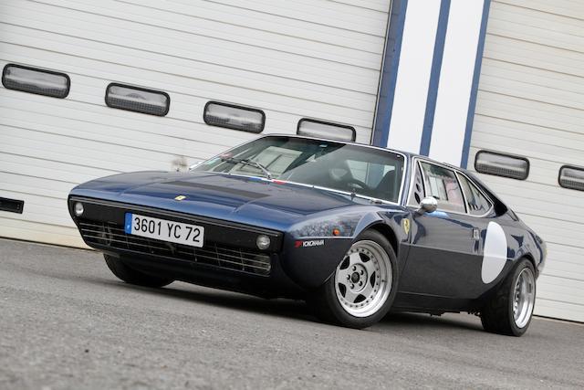 1978 Ferrari 308 GT4   Chassis no. 13650