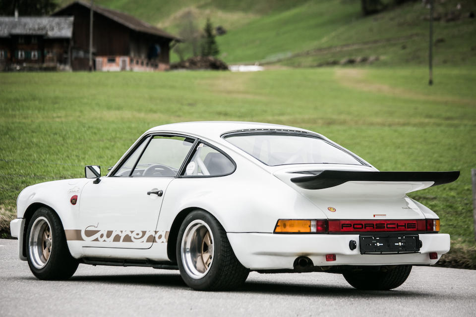 The last RS 3.0 to leave the factory,1974 Porsche 911 Carrera RS 3.0-Litre Coupe  Chassis no. 9114609109 Engine no. 6840125