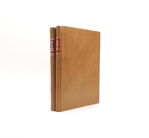 EDWARDS (LIONEL) My Hunting Sketch Book, first edition, Eyre and Spottiswoode, 1928--DAWSON (LIONEL) Sport in War, New York, Scribner's, 1937, (2)
