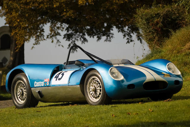 1962 Davies Special, Chassis no. 12740