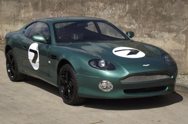 c.1999 Aston Martin DB7 V12 Coupé Prototype, Chassis no. AMWS R7 DP 001
