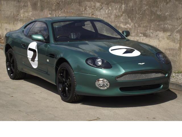 Aston Martin DB7 V12 Prototype