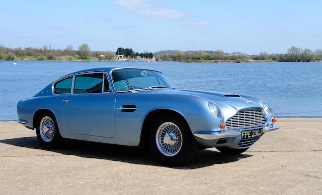 1971 Aston Martin DB6 MK II