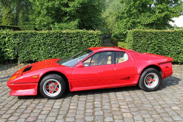 1981 Ferrari 512BBi 'Koenig'  Chassis no. 37131