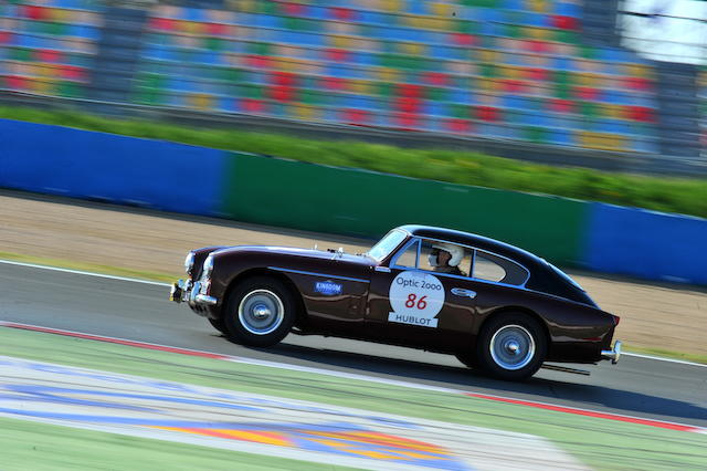 1957 Aston Martin DB2/4 MkII Sports Saloon, Chassis no. AM300/1192 Engine no. VB6J/779