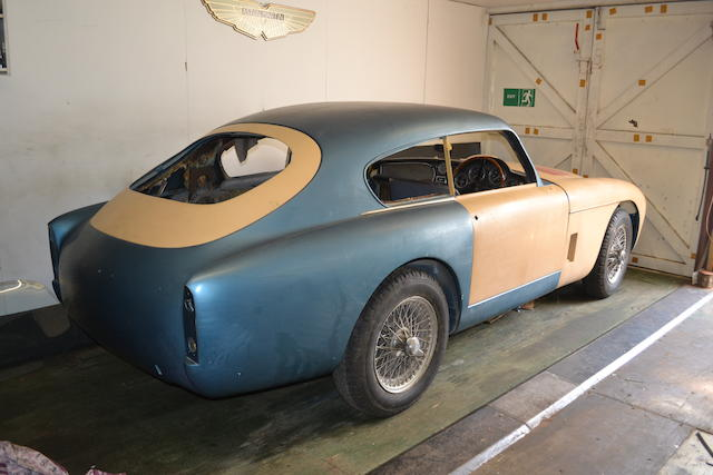 1958 Aston Martin DB MkIII Sports Saloon, Chassis no. AM300/3/1704 Engine no. DBA/1345