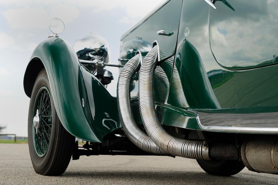 The ex-Alan P Good, Chairman of Lagonda Motors,1936 Lagonda LG45 Rapide 'Mathilda'  Chassis no. 12171/R Engine no. 12171/R LG45/348R/S3