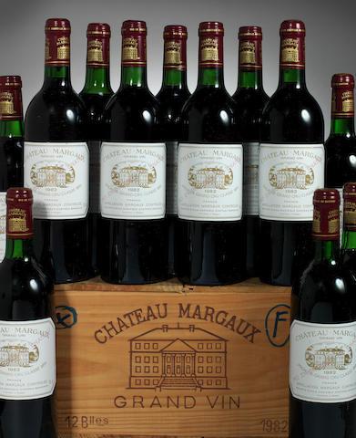 Chateau Margaux 1982 (12)