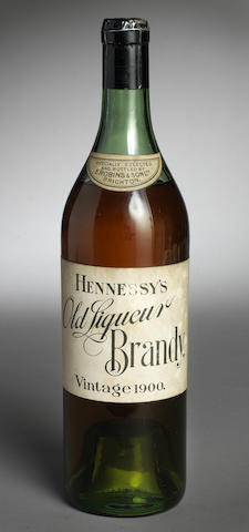 Hennessy Old Liqueur Brandy 1900 (1)