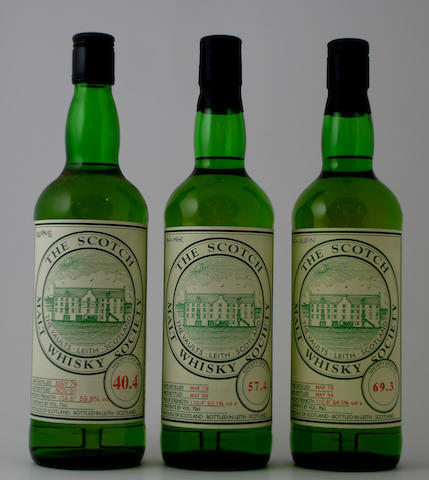 SMWS 40.4<BR /> SMWS 57.4<BR /> SMWS 69.3