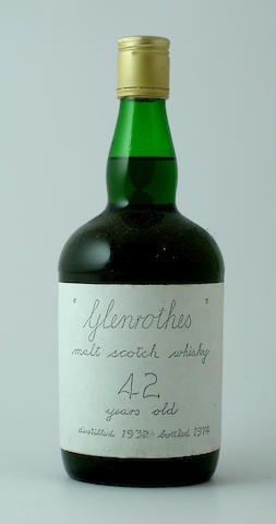 Glenrothes-42 year old-1932