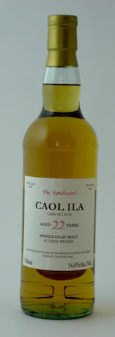 Caol Ila-22 year old-1990 (6)