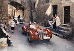 Former Mille Miglia Retrospective participant in 2000,1942 Alfa Romeo 6C 2500 3rd Series Sport  Chassis no. 915.134 Engine no. SS923934