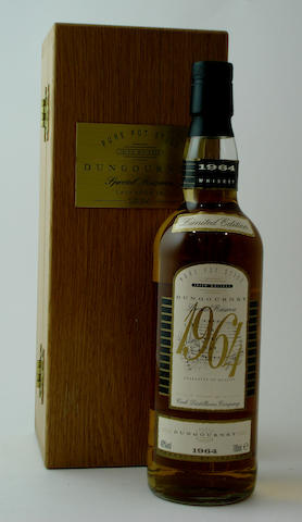 Dungourney Special Reserve-Over 30 year old-1964
