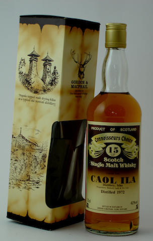 Caol Ila-15 year old-1972