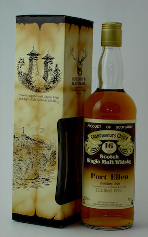 Port Ellen-16 year old-1970