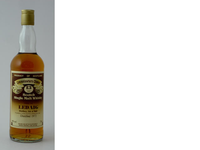 Ledaig-13 year old-1972
