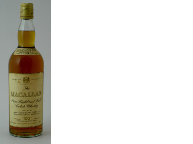 The Macallan-10 year old