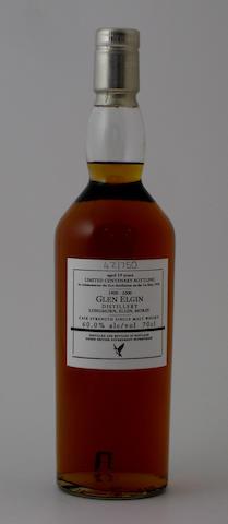 Glen Elgin Centenary-19 year old