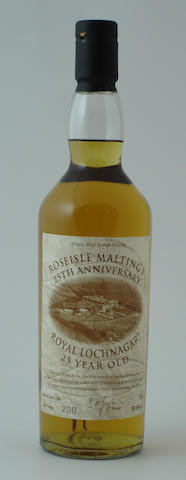 Royal Lochnagar-25 year old