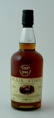 Blair Athol Bicentenary-18 year old
