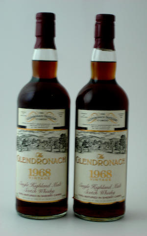 The Glendronach-25 year old-1968 (2)