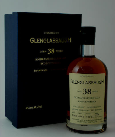 Glenglassaugh-38 year old-1967