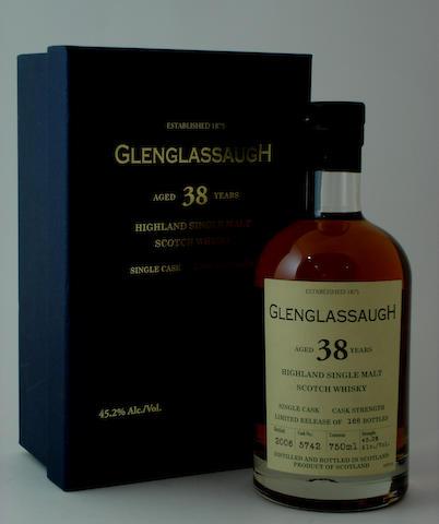 Glenglassaugh-38 year old-1967