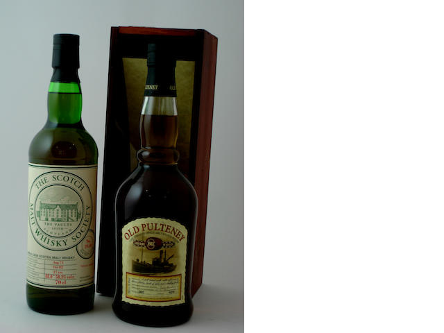 SMWS 39.40-27 year old-1975<BR /> Old Pulteney-1983