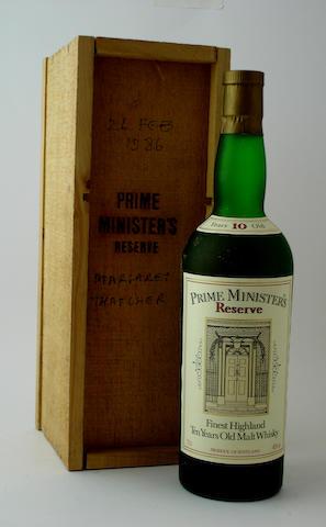 The Glenlivet Prime Minister's Reserve-10 year old