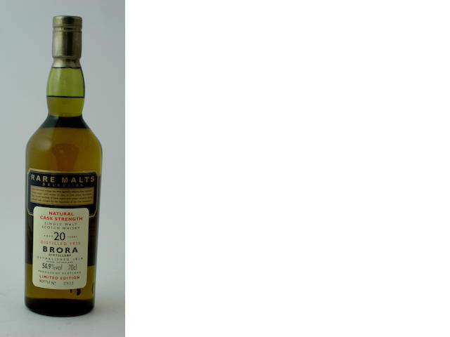 Brora-20 year old-1975