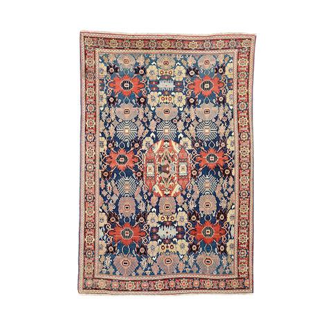 A Senneh rug 197cm x 131cm