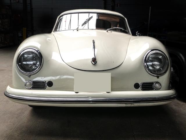 Mille Miglia eligible,1957  Porsche  356A 1600 Coupe  Chassis no. 100838 Engine no. 65921
