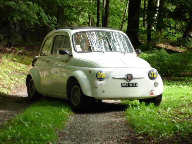 1966 FIAT Abarth 695SS Assetto Corsa  Chassis no. 0927121/514 Engine no. AR100000-206