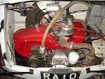 1966 FIAT Abarth 695SS Competition Saloon  Chassis no. 0927121/514 Engine no. AR100.000-206