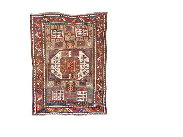 A Karachov Kazak rug, Azerbaijan, Central Caucasus, 190cm x 144cm