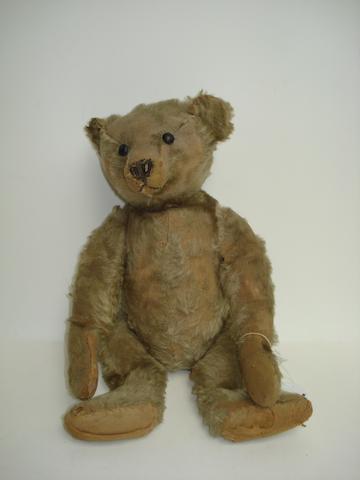 Steiff Teddy bear, circa 1909