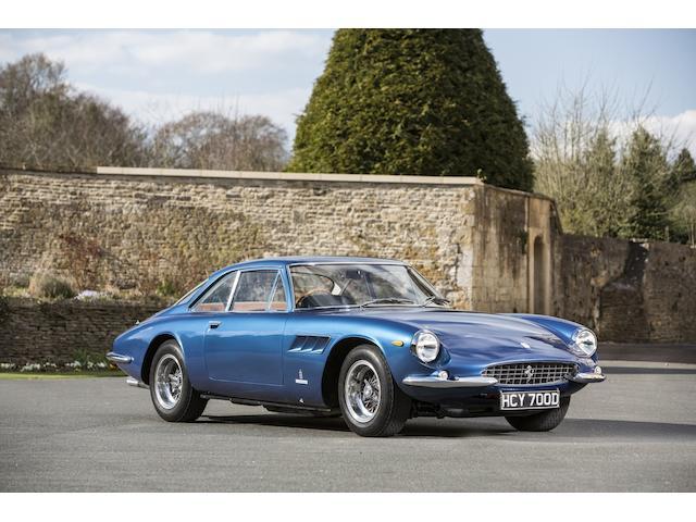 1966 Ferrari 500 Superfast, Ferrari Classiche certified