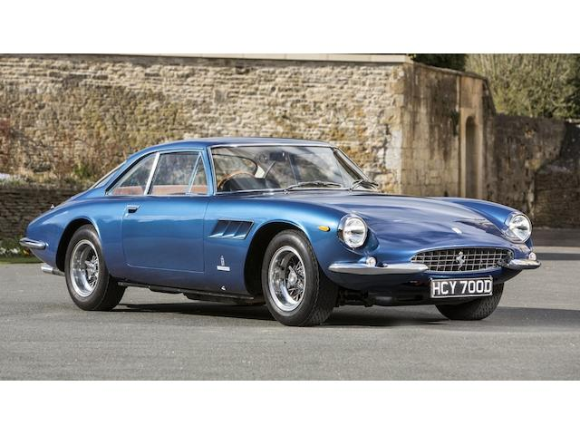 Ferrari Classiche Certified,1965 Ferrari 500 Superfast Coupé  Chassis no. 6661 Engine no. 6661