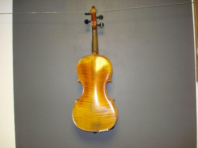A French Violin of the Grandjon School, circa 1870 (2)