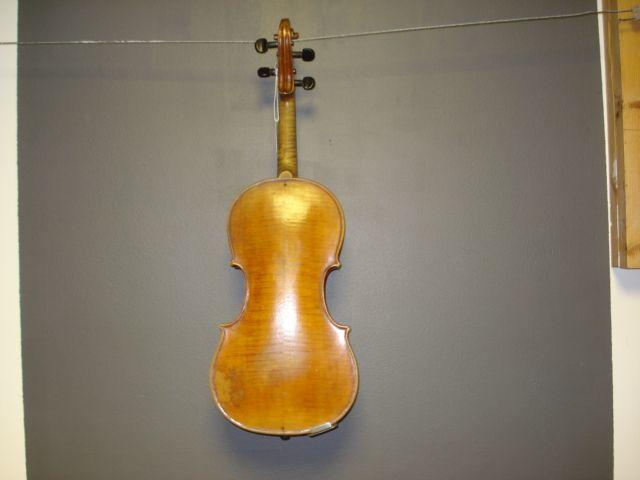 A Violin of the Chappuy School circa 1770 (4)