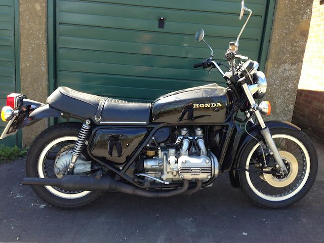 1979 Honda GL1000 Gold Wing,