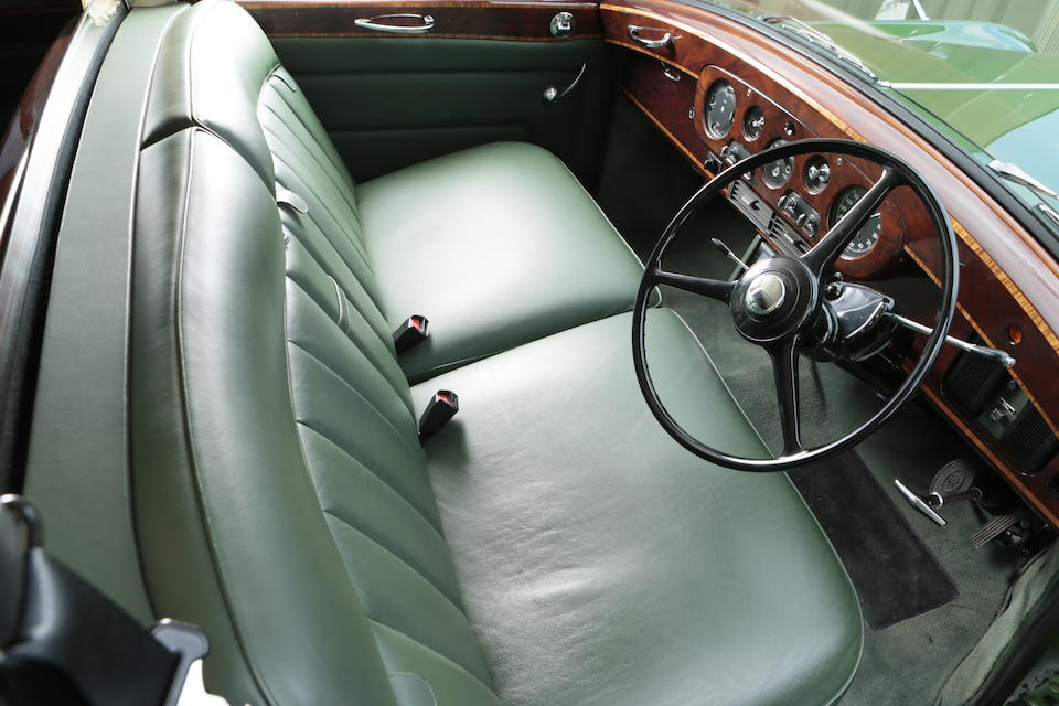 1962 Rolls-Royce Phantom V Limousine, Chassis no. 5BX82 Engine no. PV91B